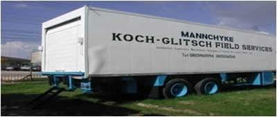 Mannproject international limited for Koch glitsch